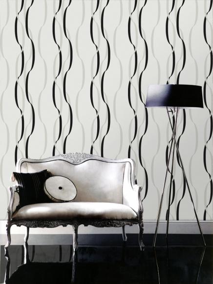 Tuyệt chiêu chọn giấy dán tường đẹp cho phòng khách