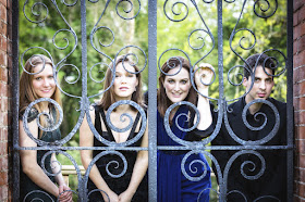 The Albion Quartet (Rosalind Ventris, Tamsin Waley-Cohen, Emma Parker, Nathaniel Boyd)