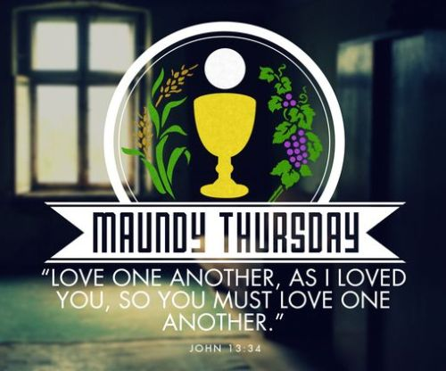 images-of-maundy-thursday