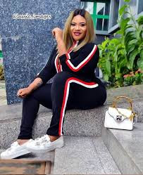 """My Boyfriend Must Be Very Greedy"""": Actress Nkechi Blessing Stuns In New Photo"""