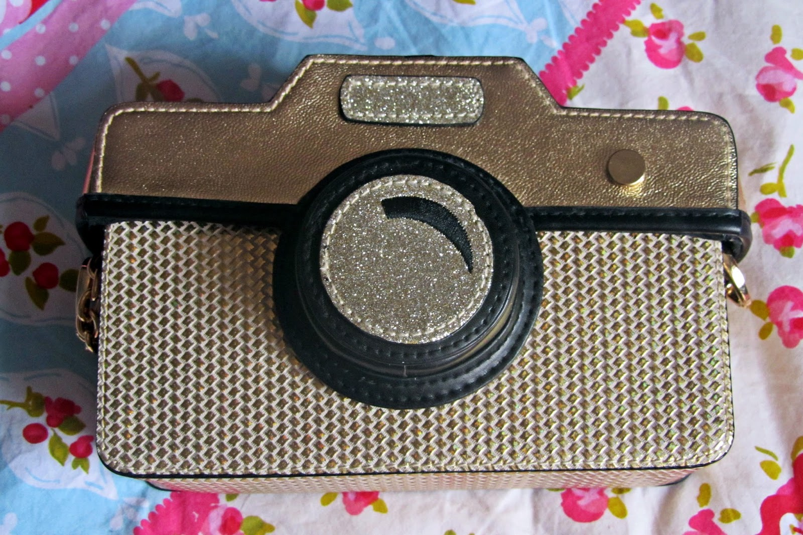My Other Summer Handbag Purchase Was This Quirky Camera Shaped Bag From Accessorize Isn T It Amazing