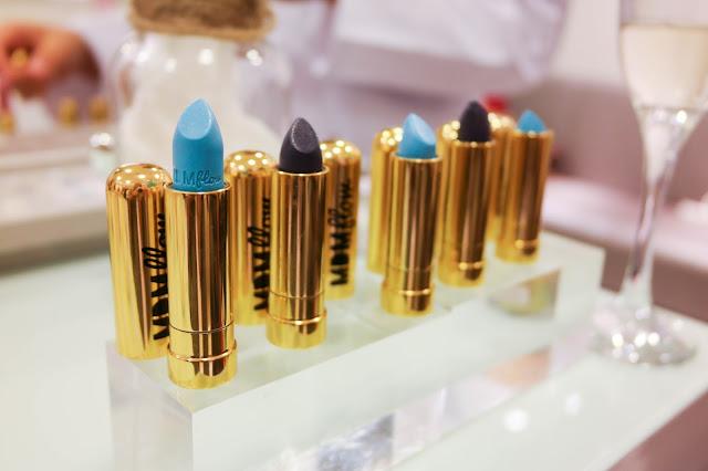 Mas Marina MDMFlow lipstick event