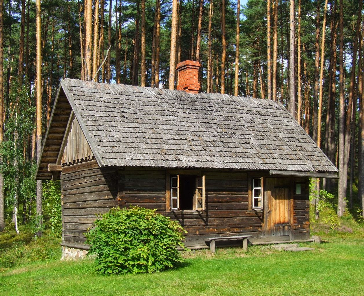 Latvian open-air ethnographic museum-Interesting Attractions Riga, Capital of Latvia