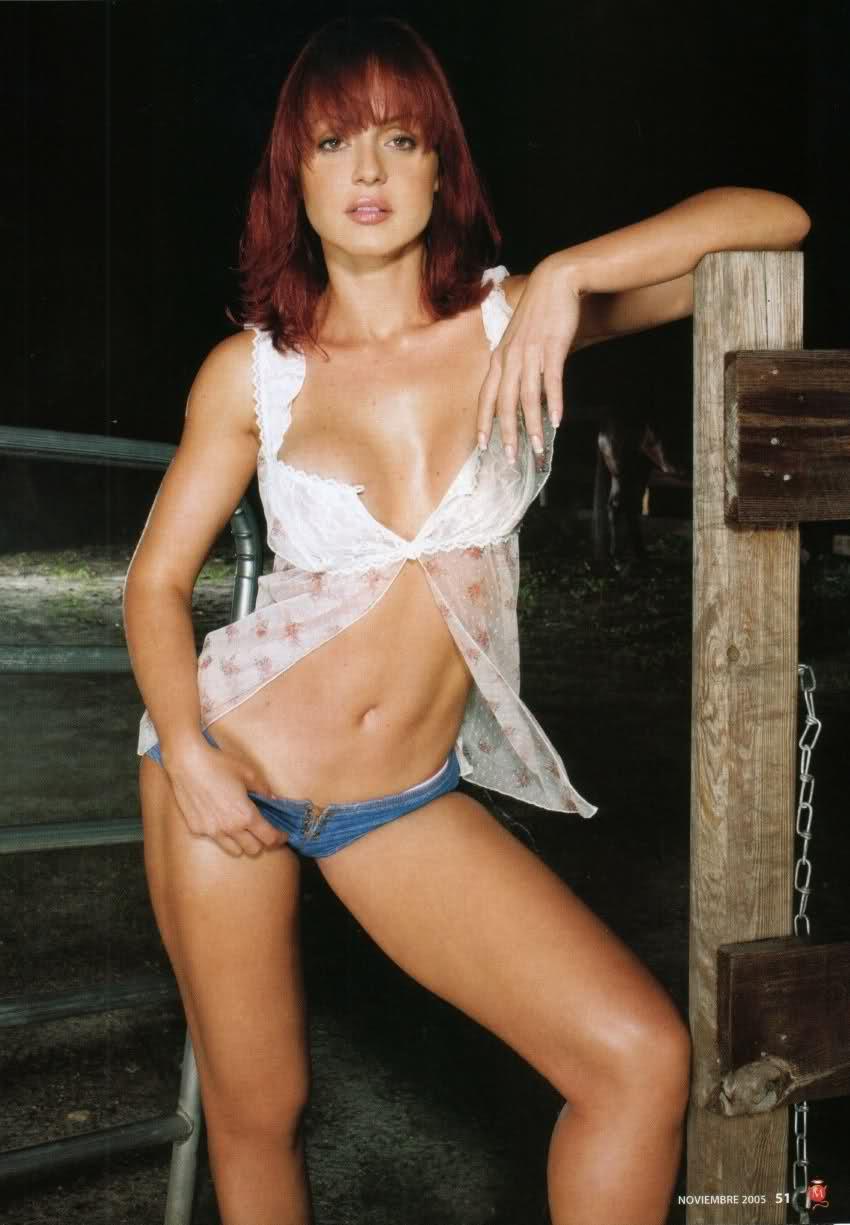 Gabriella Spanic Naked 36