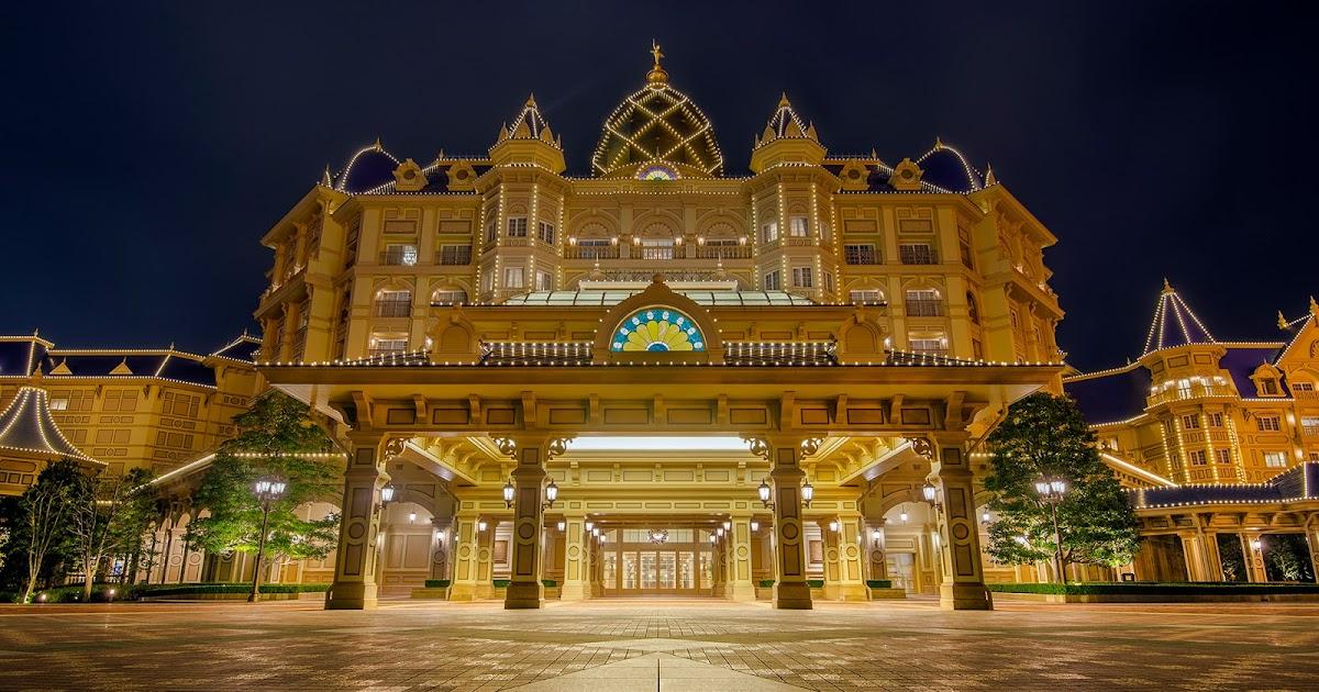 Disney Paris Hotels See