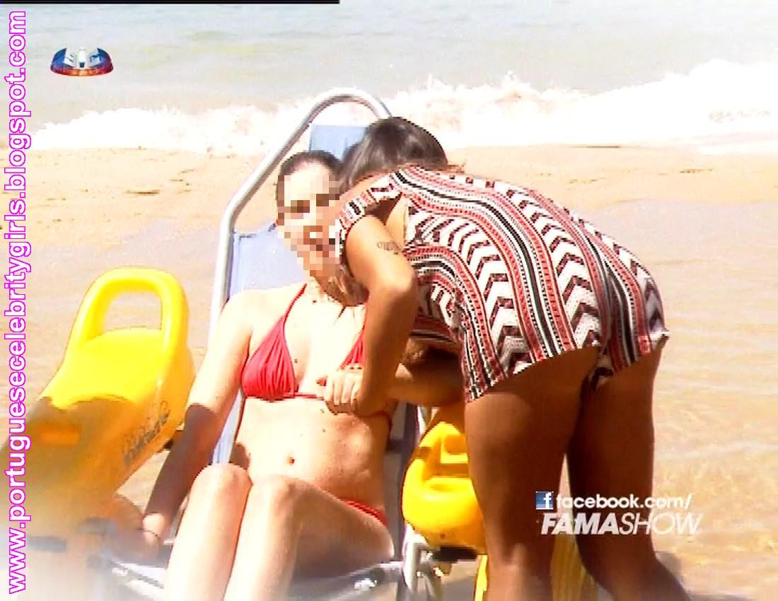 Mamas na praia de micro bikini - 2 part 10
