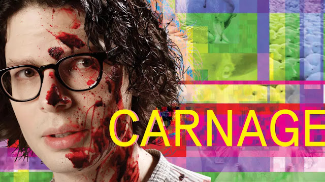 Simon Amstell Carnage Review