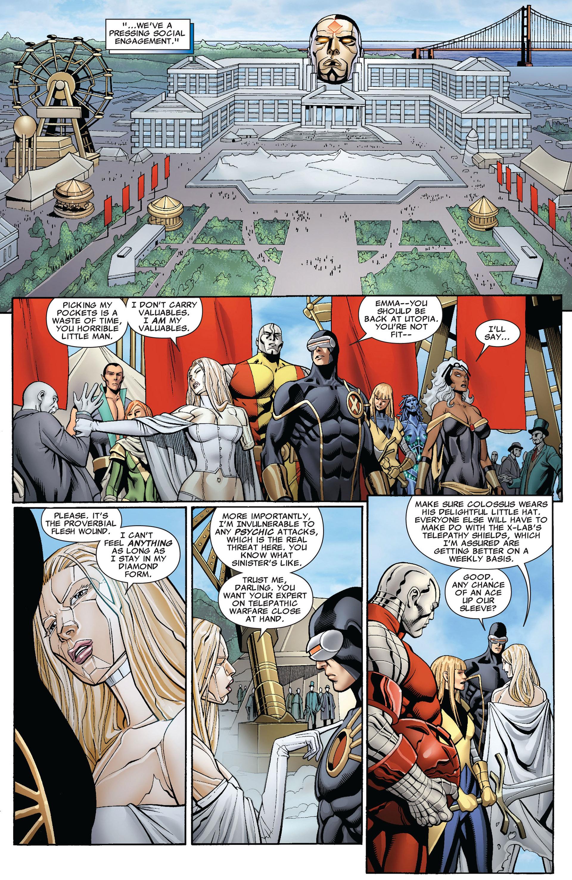 Read online Uncanny X-Men (2012) comic -  Issue #2 - 8