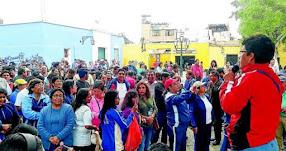 Docentes se alistan a reiniciar huelga nacional ante la falta de diálogo con el MINEDU