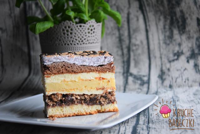 Ciasto Smakosz z serową wkładką