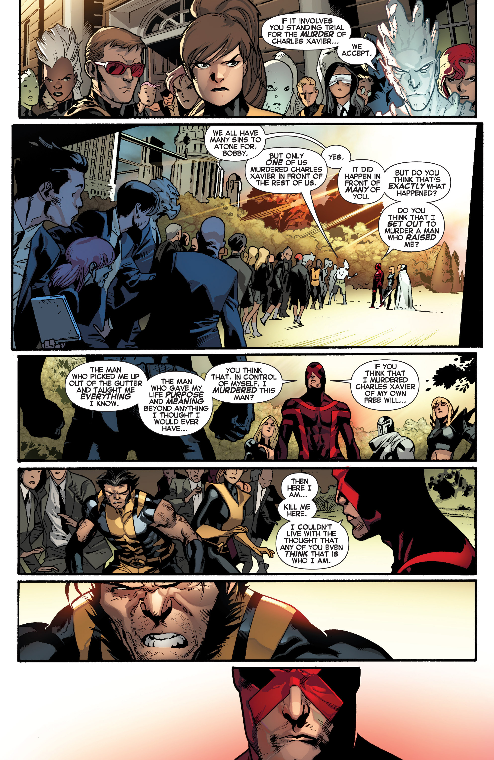 Read online All-New X-Men (2013) comic -  Issue # _Special - Here To Stay - 93