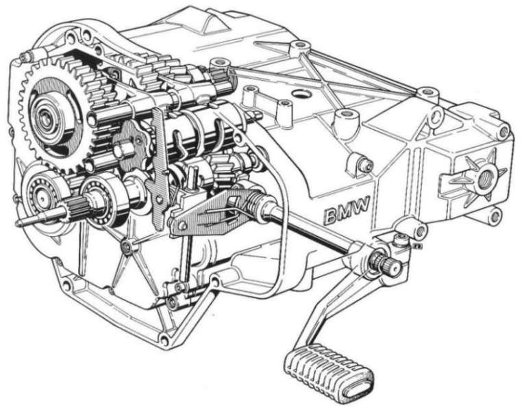 Bmw Smg Gearbox