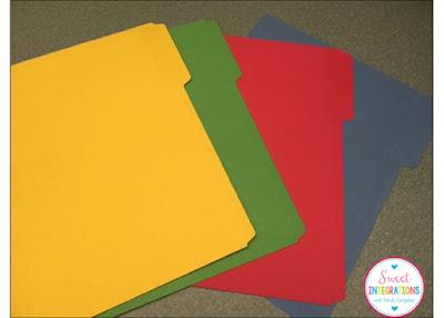 Using Folders to Stay Organized