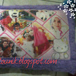 Bantal Foto Jumbo Ungu Hello Kitty