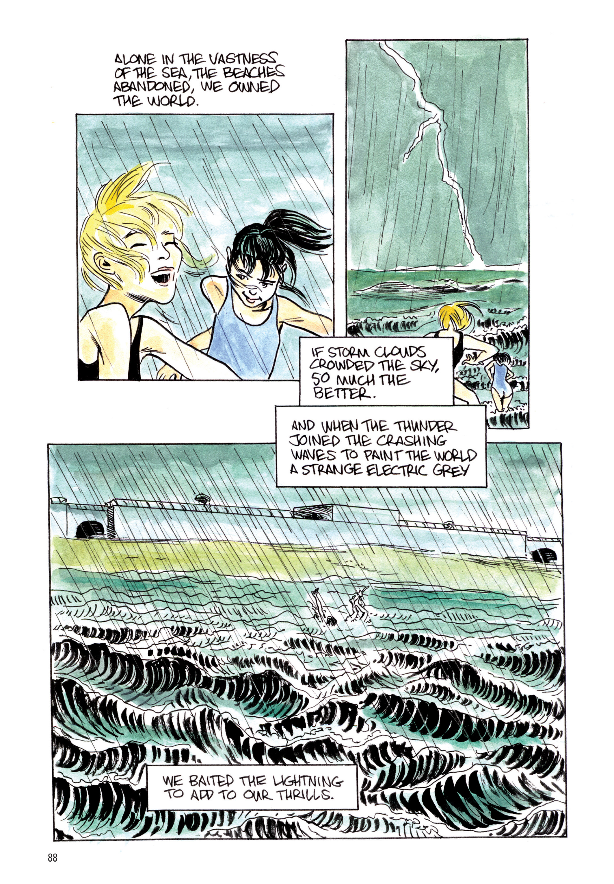 Read online The Late Child and Other Animals comic -  Issue #1 - 79