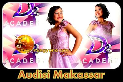 Liputan D'Academy 2 Audisi Makassar 3 Februari 2015