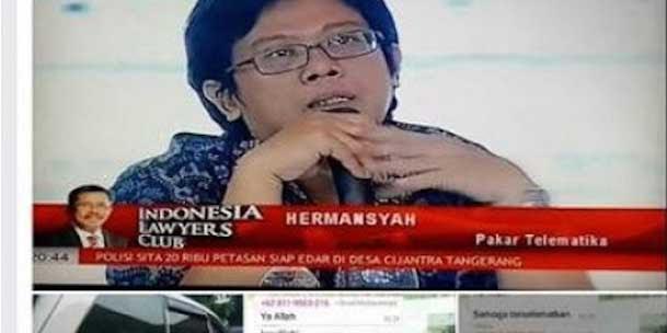 Jasa Marga Berikan CCTV Lengkap Peneror Hermansyah, Polisi Diminta Cepat Tangkap Pelakunya