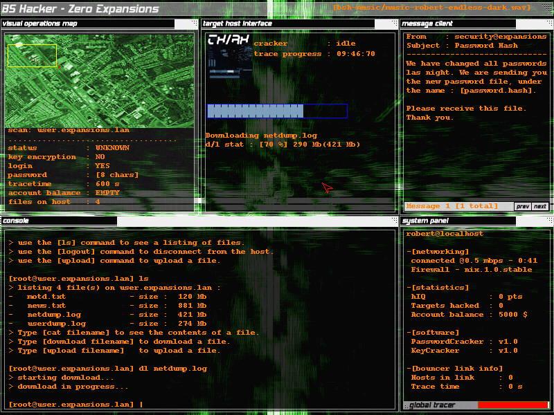 Hacking Programme