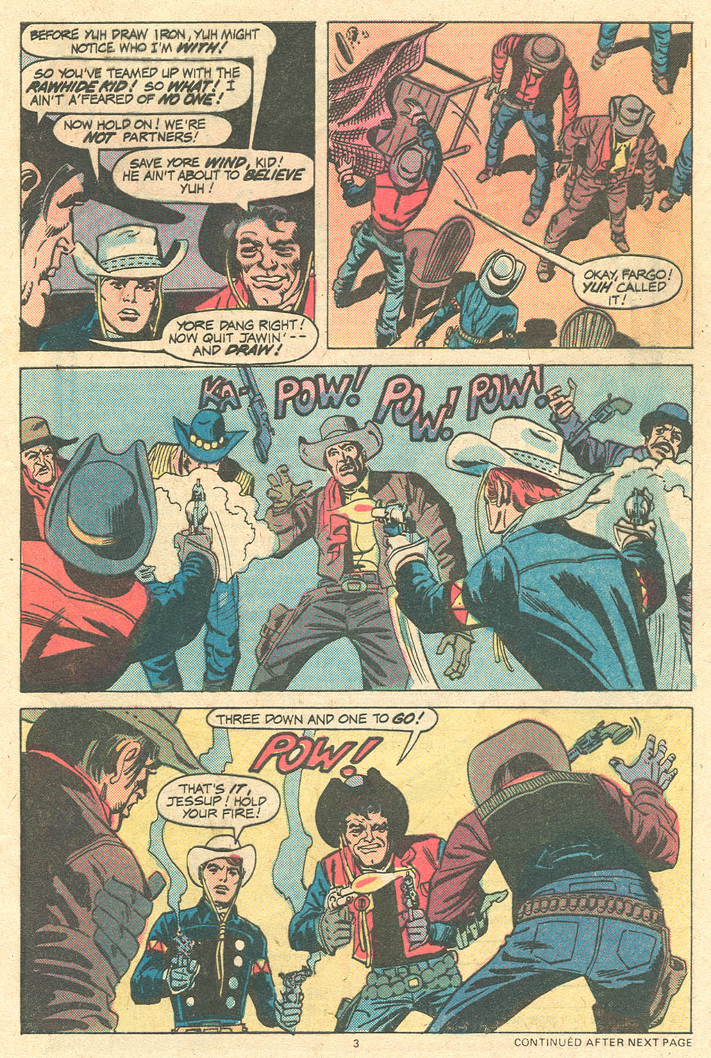 The Rawhide Kid (1955) issue 144 - Page 5