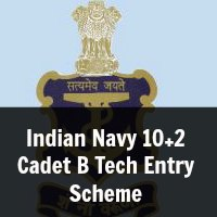 Indian Navy 10+2 Cadet B Tech Entry Scheme Notification 2015