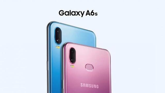 Samsung A6s devient le premier modèle OMD Fabriqué Par Une Autre Société