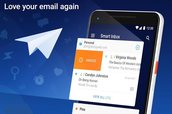 Readdle releases Spark email app for Android