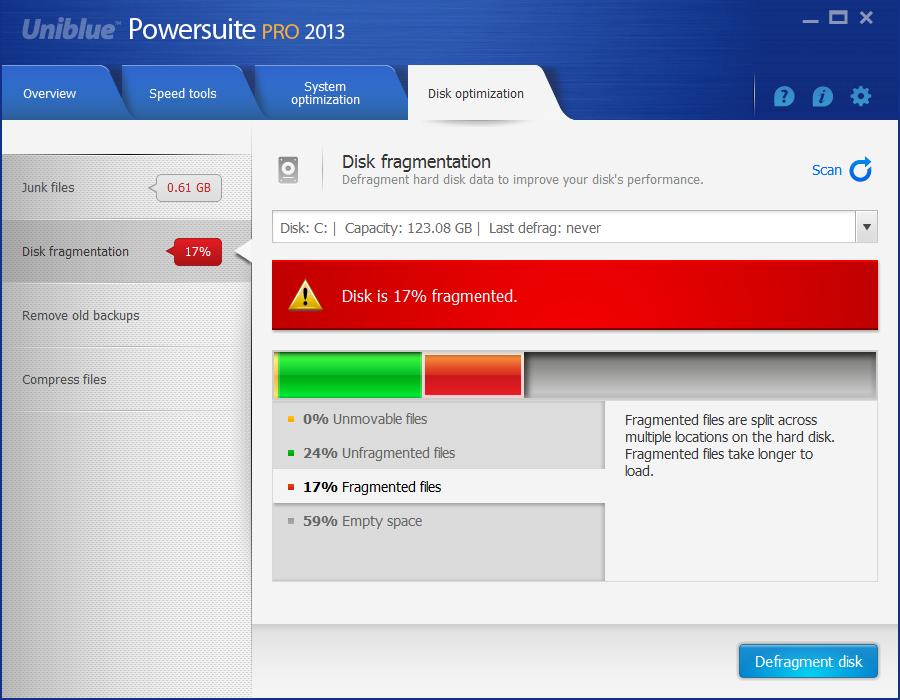 Uniblue powersuite pro 2013 key generator