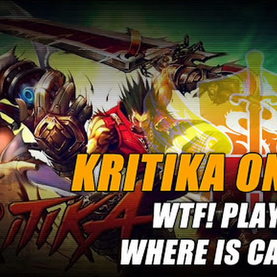 Kritika Online ★ WTF! Playpark ★Where Is Cabal 2