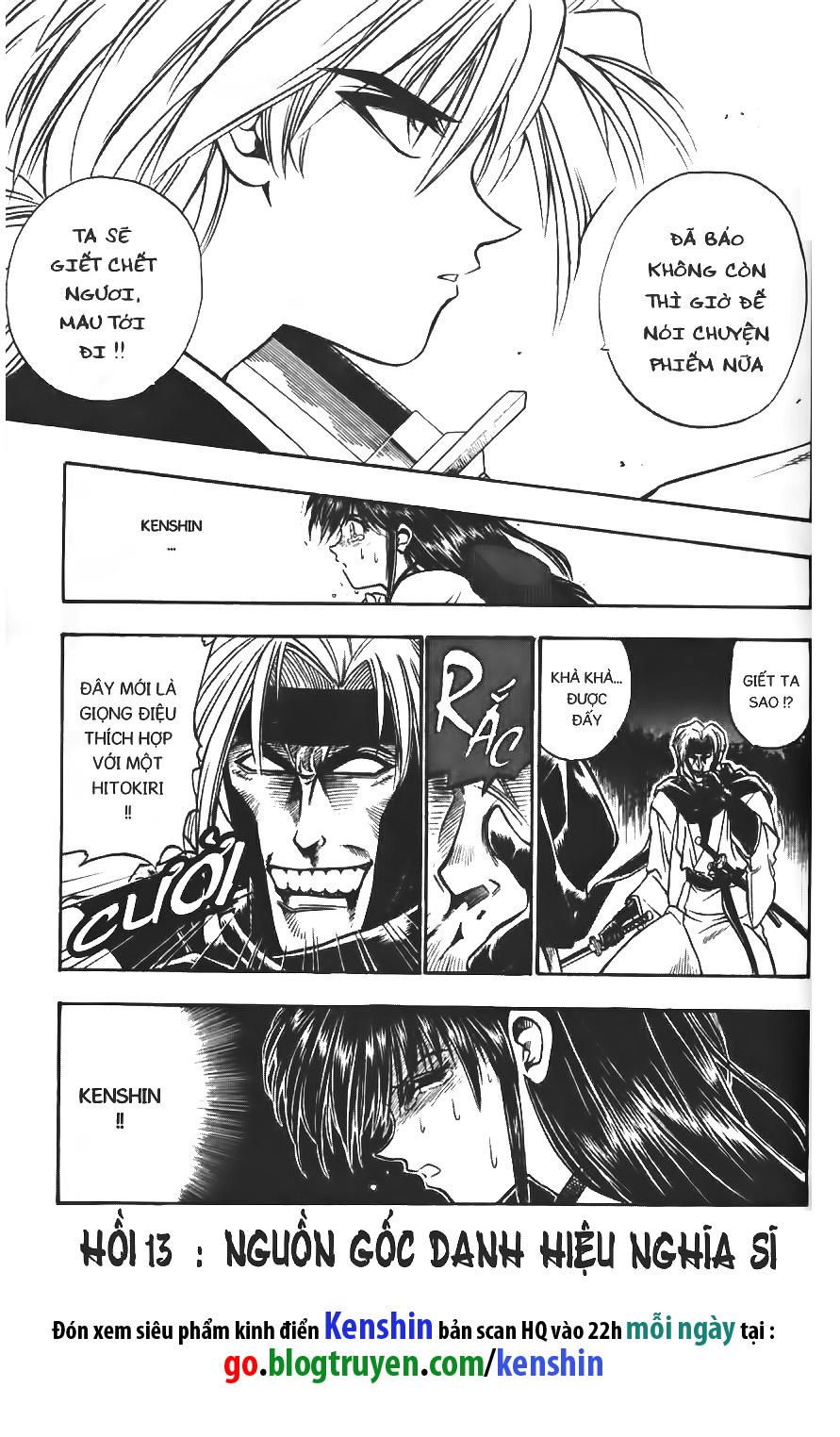Rurouni Kenshin chap 13 trang 2