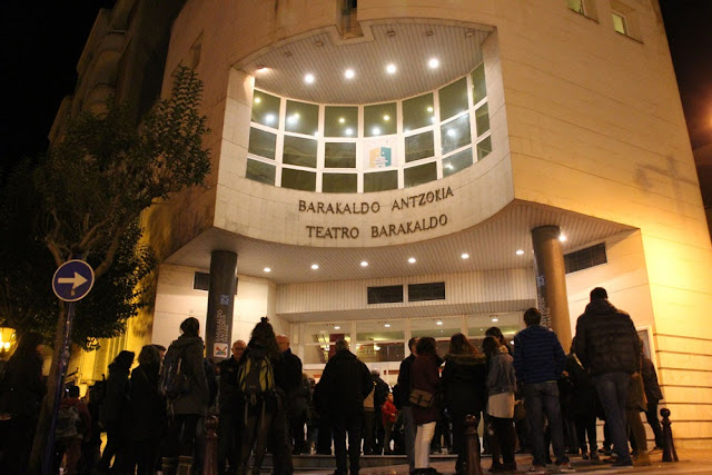 Fachada del teatro municipal