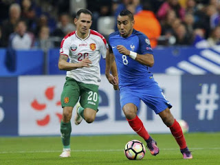 Bulgaria vs France Live online stream today 7-10-2017 World Cup qualifiers