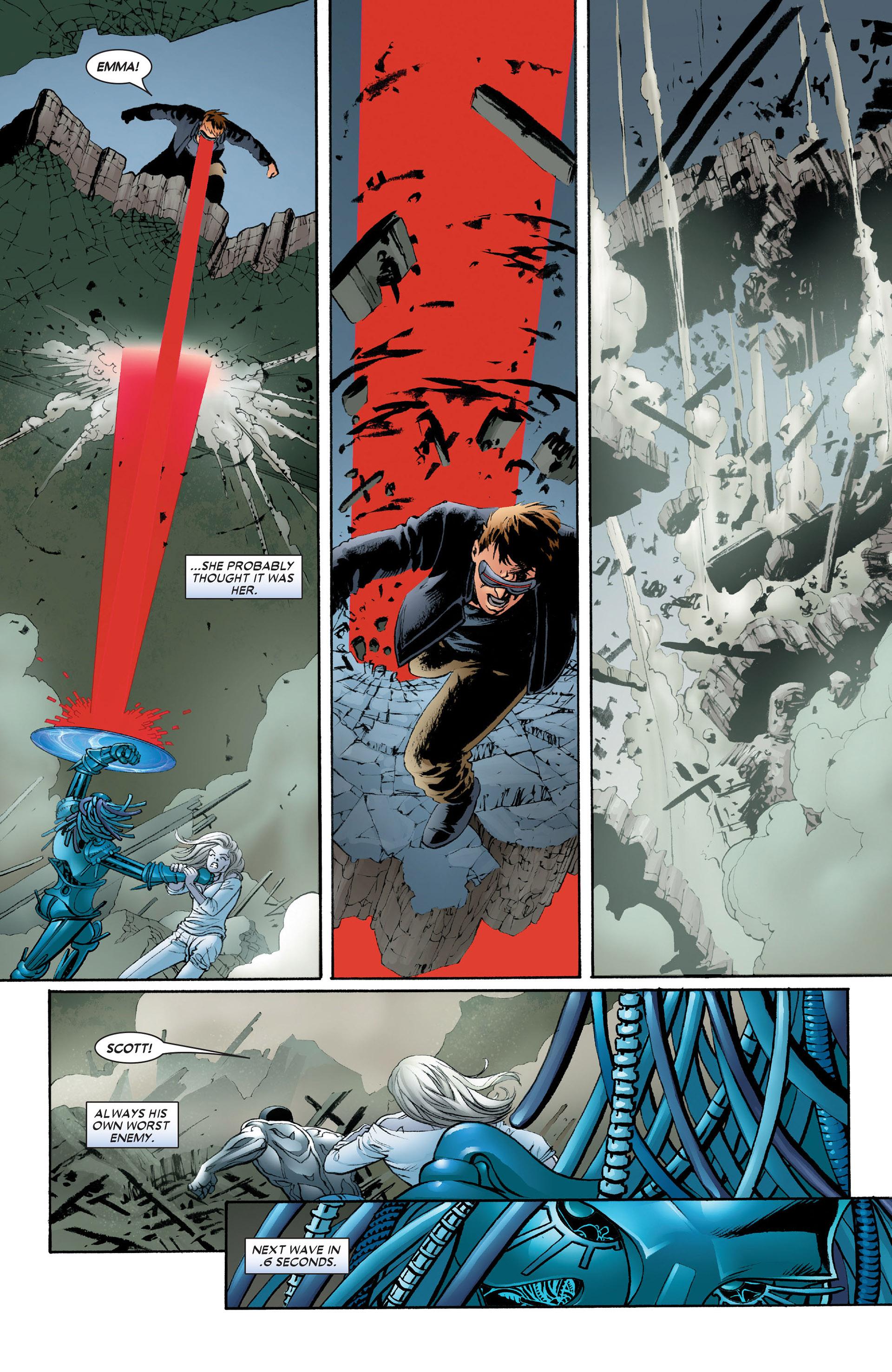 Read online Astonishing X-Men (2004) comic -  Issue #10 - 14
