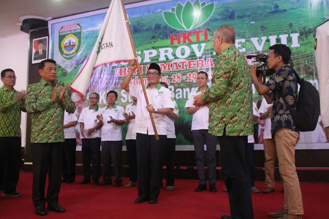 Heri Amalindo Nahkodai DPP HKTI Sumsel