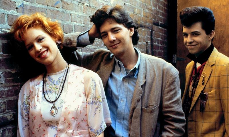 Pretty in Pink (1986).