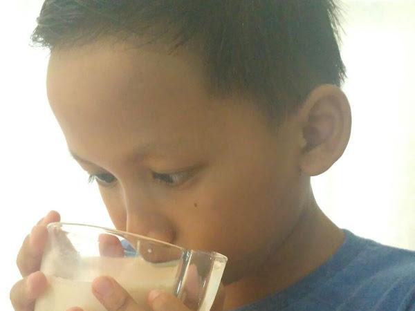 Efektifitas Susu Formula Asam Amino Atasi Alergi Susu Sapi Pada Anak