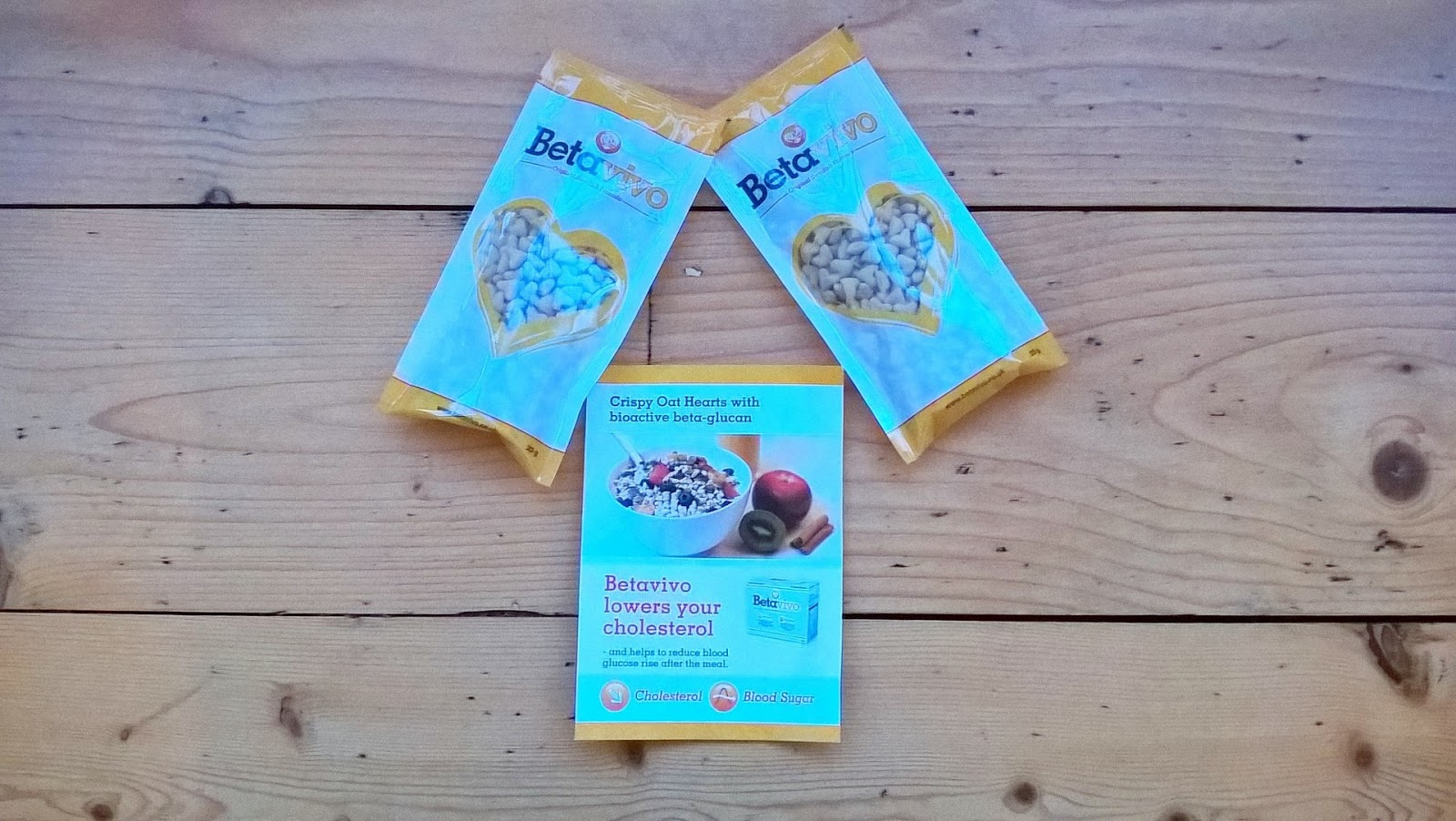 Betavivo Oat Cereal - Degustabox review - motherdistracted.co.uk