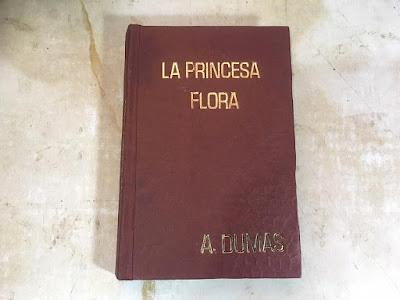 La Princesa Flora - Alejandro Dumas