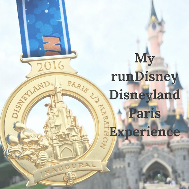 My runDisney Disneyland Paris Experience