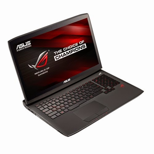 ASUS ROG G751JL Driver Download