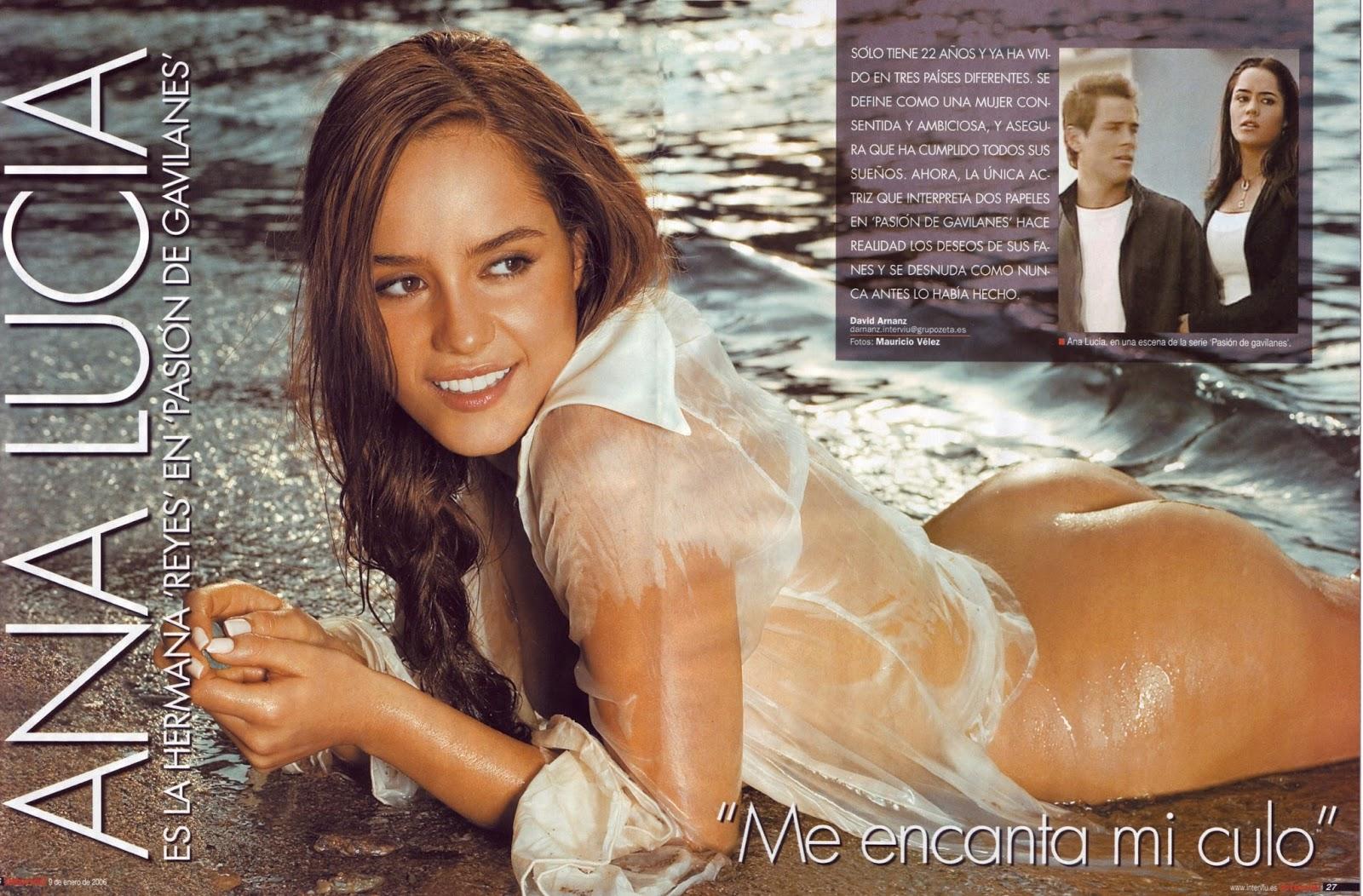 Ana Lucia Desnuda ana lucia dominguez ass pictures | hot sexy ass