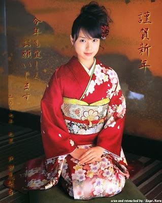 Mengenal Sejarah Pakaian Tradisional Jepang Kimono