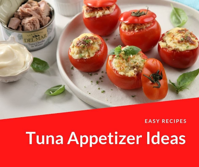 Easy canned tuna recipes