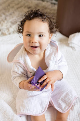 A Calming Lavender Bedtime Routine for Baby