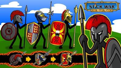 Stick War: Legacy (MOD, Unlimited Gems)