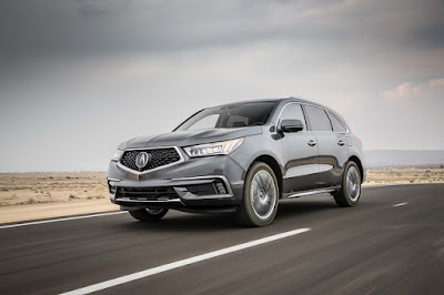 2018 Acura MDX Sport Hybride: AWD, Caractéristiques, Prix