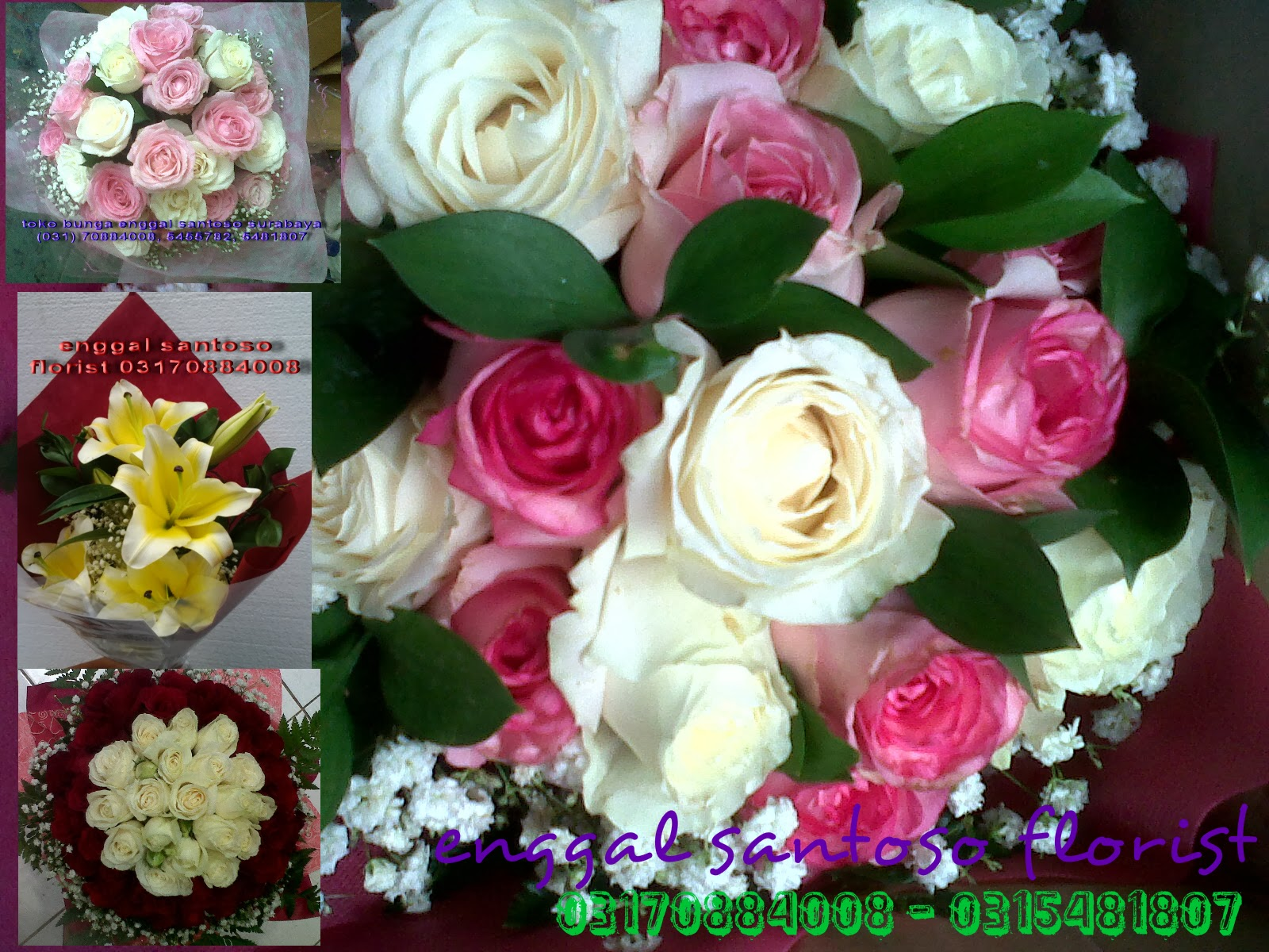 toko bunga dan florist online di kayon surabaya