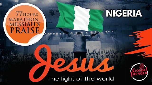 Video: Micheal Akinlagba 77 Hours Marathon Messiahs Praise Ministration
