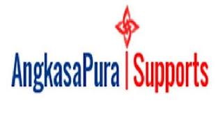 Rekrutmen Terbaru Angkasa Pura Support Maret 2018