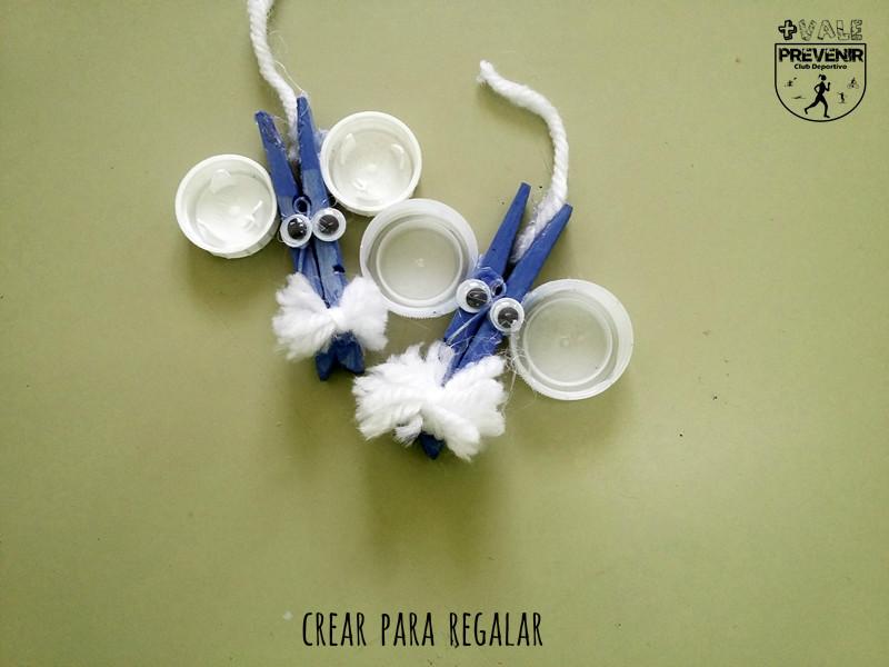 diy ratones reciclar tapas plastico manualidades