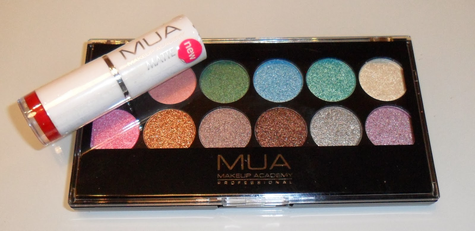 MUA Glitterball Eyeshadow Palette, Eyeshadow Palette, Make-Up, Eyeshadow, Christmas Competitions